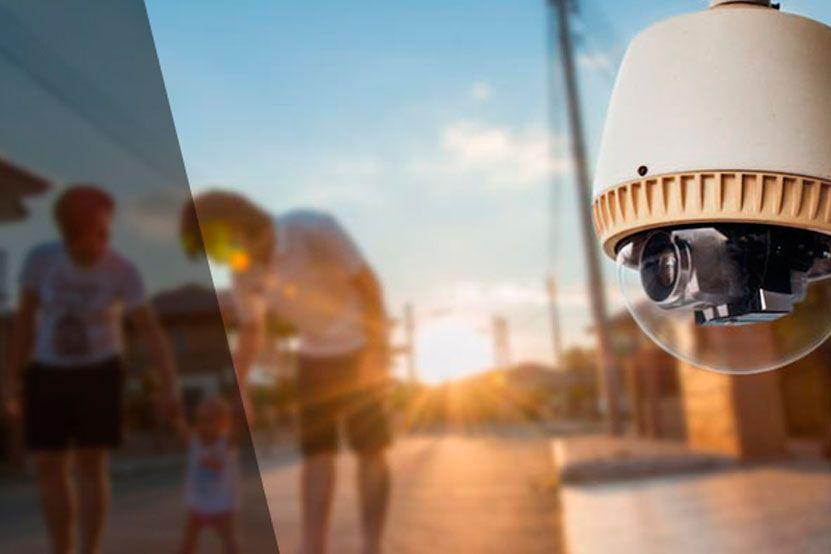 Seguridad – Cámaras