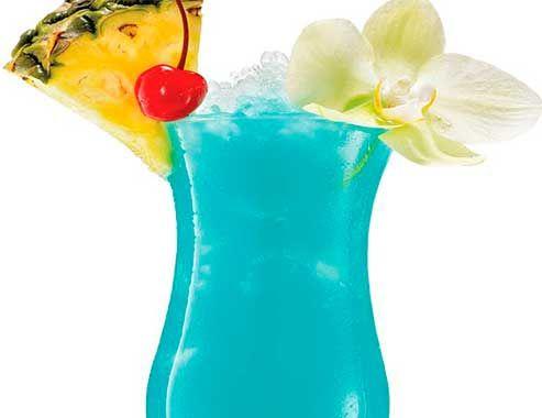 Blue Hawai