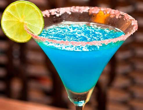 Margarita Blue